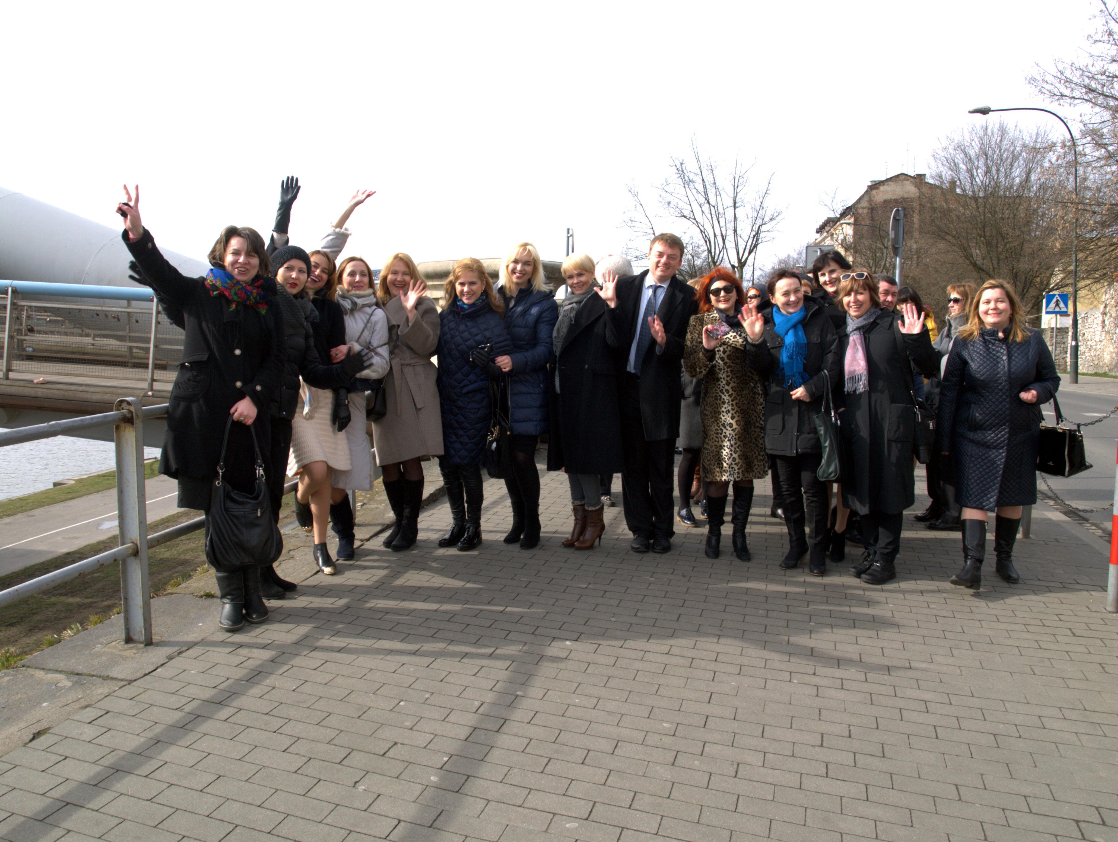 Українські бізнес-леді у Кракові