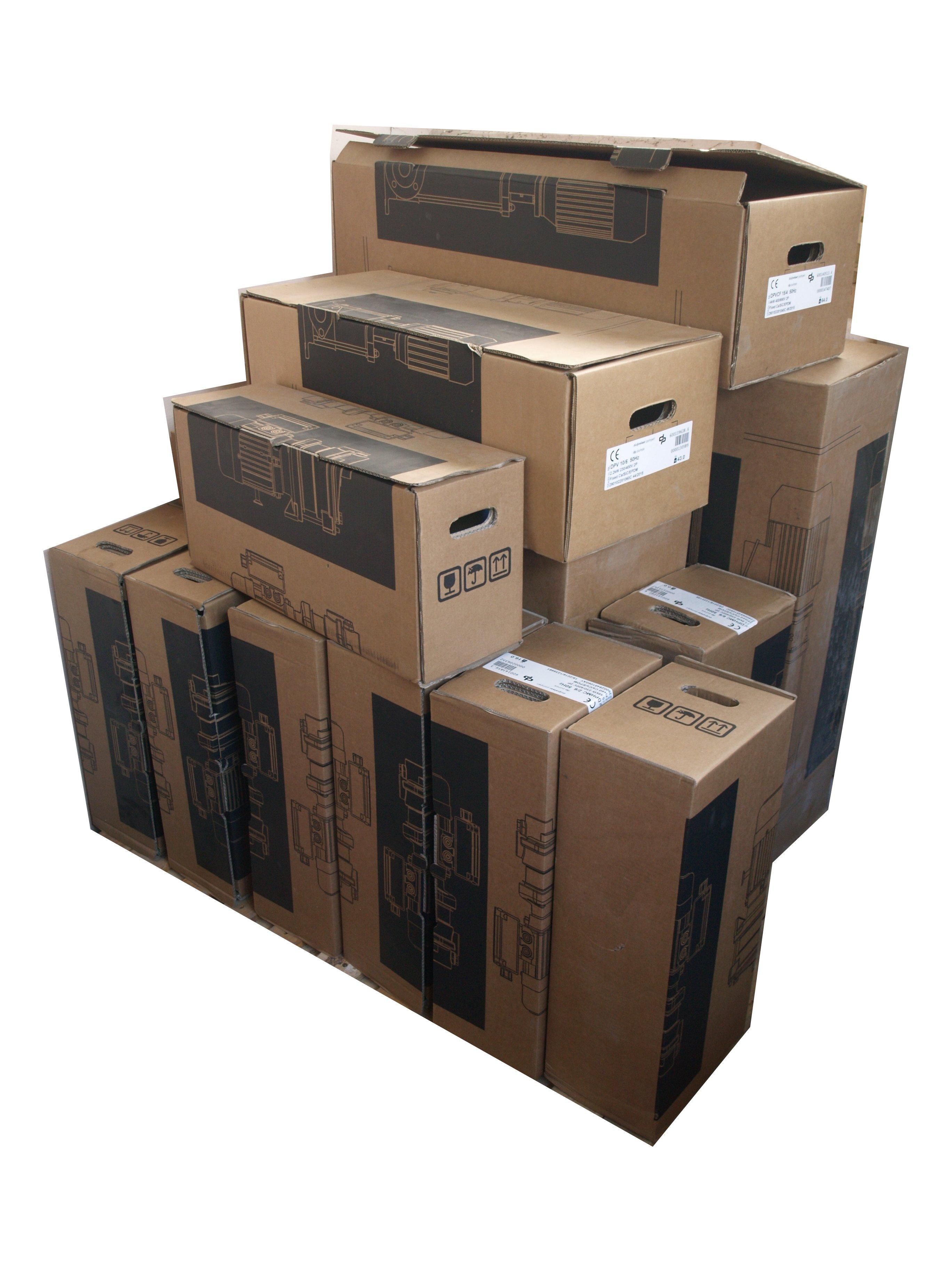 Коробка - конструктор збирається без клею.